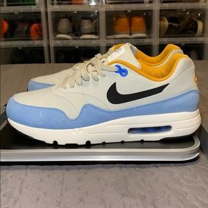 "Air Max 1 Ultra Sz. 10 ""Light Bone"""